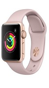 Apple Watch S3 38 mm - Pink