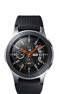 Samsung Galaxy Watch 46mm LTE (R805F) - stříbrné