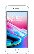 Apple iPhone 8 256GB - stříbrný