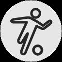 Fanklub fotbalové reprezentace - ikona