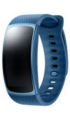Galaxy Gear FIT 2 blue (L)