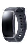 Galaxy Gear FIT 2 dark grey (L)