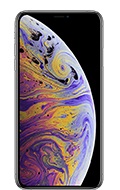 Apple iPhone XS Max 64 GB - stříbrný