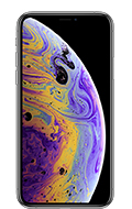 Apple iPhone XS 256 GB - stříbrný
