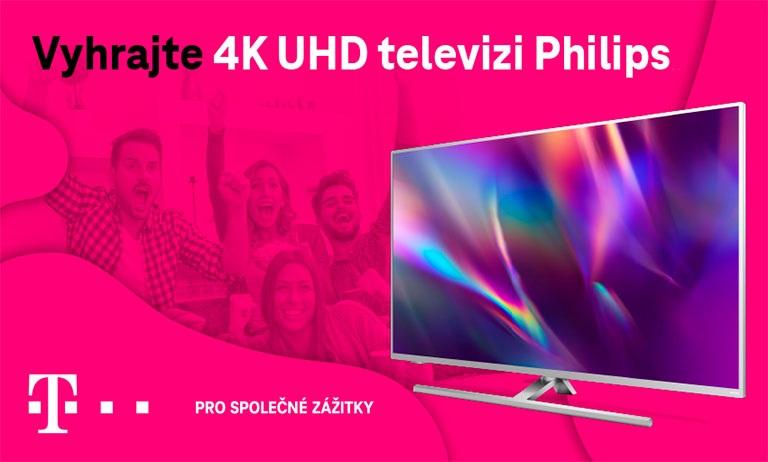 Obrázek k soutěži - televize Philips