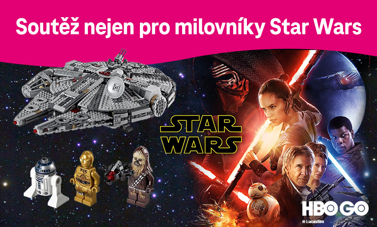 Obrázek k soutěži - Star Wars