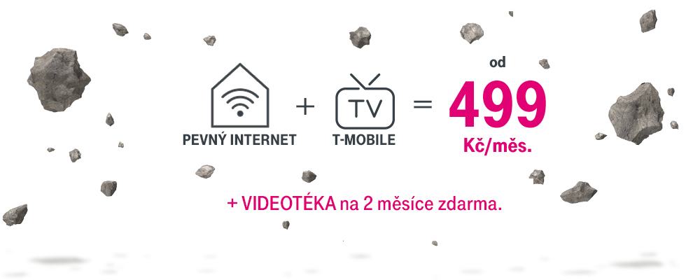 T-Mobile TV a internet